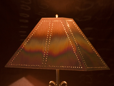 Copper Shades W Kohler Lamp Company Handcrafted Copper